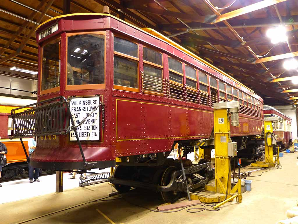 Tram Workshop